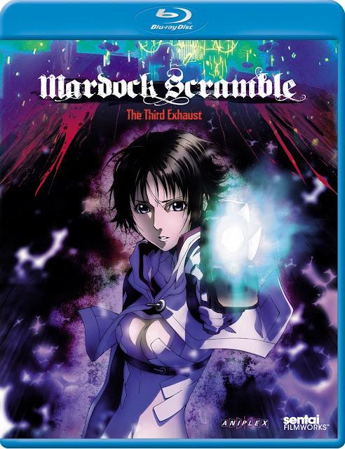 Mardock Scramble: Third Exhaust [BD25] *Subtitulada