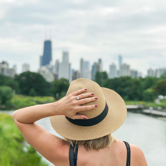 Top 10 Favorite Finds of 2019- Straw hat