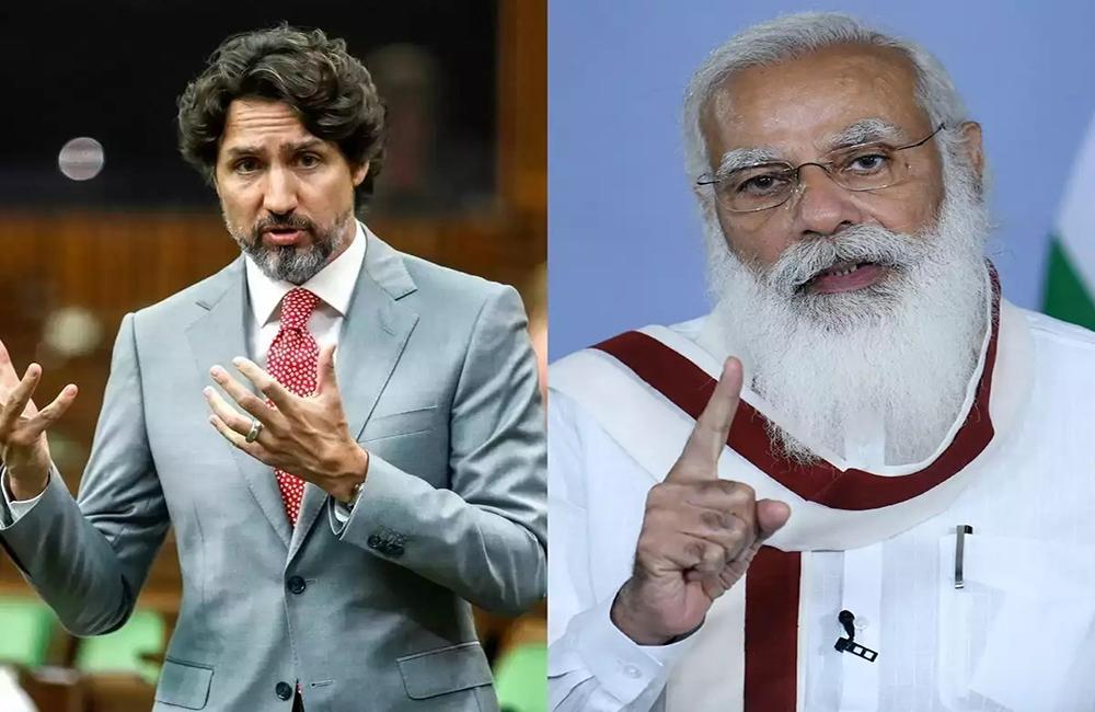 canada help india