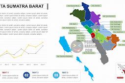 Peta Sumatra Barat PPTX