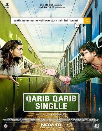 Qarib Qarib Singlle 2017 Full Hindi Movie HDRip Download