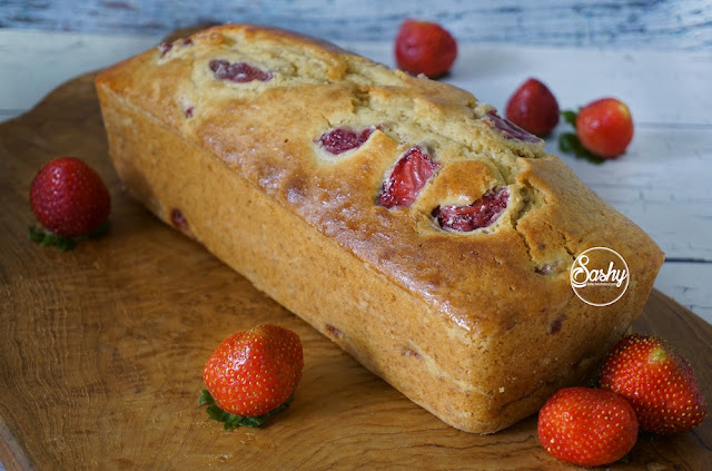 Strawberry Cream Cheese Bread