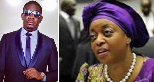 Don Jazzy Reacts To Former Petroleum Minister, Diezani