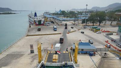 Sektor Logistik Jadi Penopang Kinerja ASDP Selama Pandemi