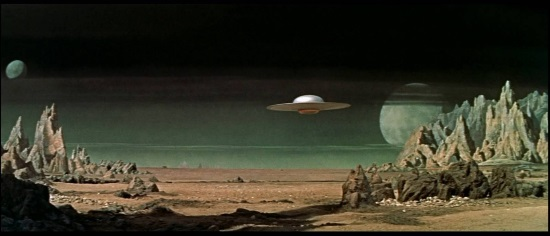 ALTAIR-IV (PLANETA PROHIBIDO, 1956)