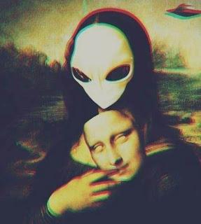Imagen divertida Mona lisa