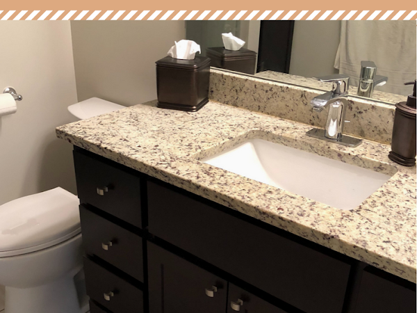 House to Home: Organized Bathrooms