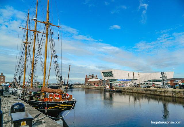The Waterfront, Liverpool, Inglaterra