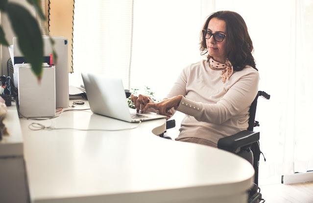 Trabalhe em Casa com Blog - Território Deficiente