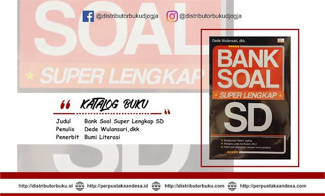 Bank Soal Super Lengkap SD