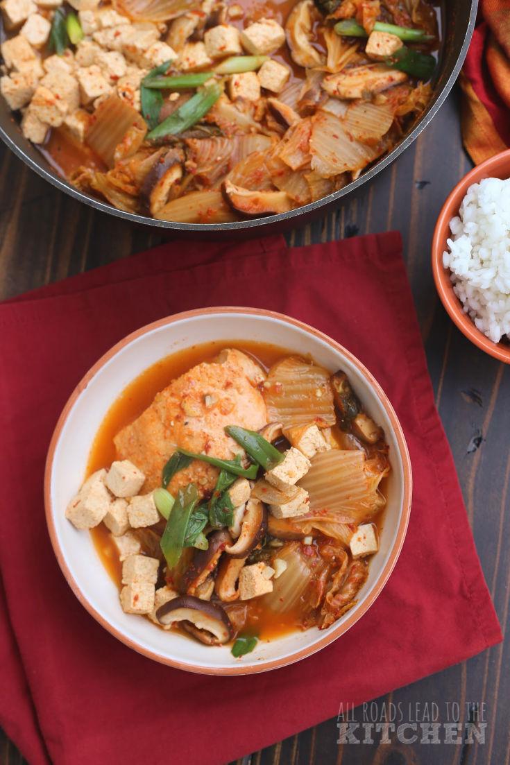 Kimchi Jjigae | Always Be My Maybe #FoodnFlix