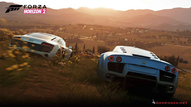 Forza Horizon 2 Gameplay Screenshot 1