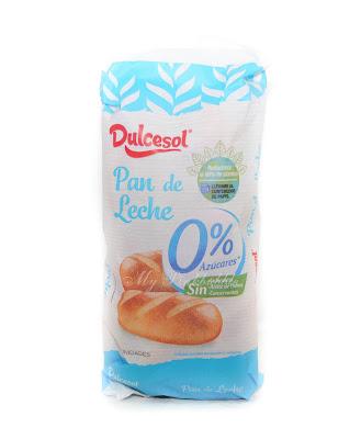 Dulcesol Panes de leche 0%
