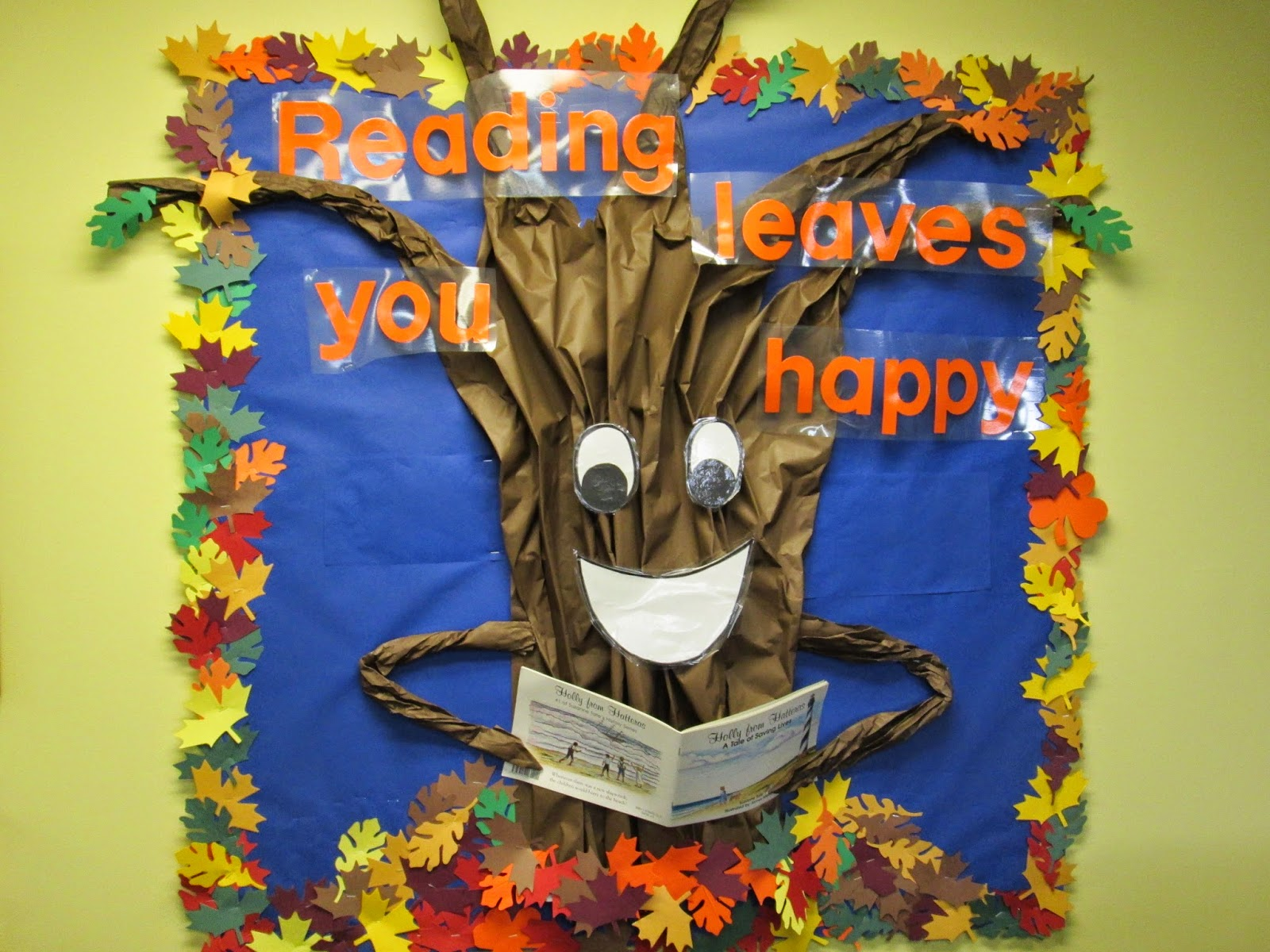 School Library Bulletin Boards on Library Bulletins For Spring