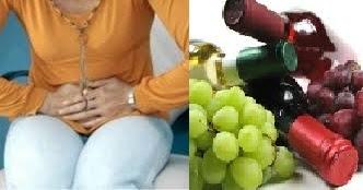 Contraindicaciones de las pasas de uva