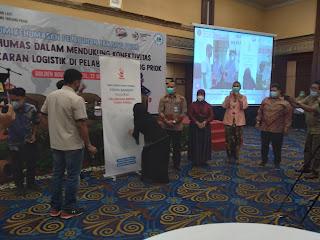 OP Priok Ajak Semua Pihak Kerjasama dan Deklarasikan Pelabuhan Bersih Dari Pungli