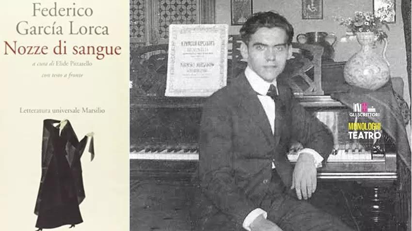 Monologo da Nozze di sangue, di Federico Garcia Lorca