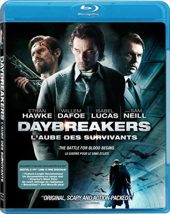 Daybreakers 2009 Dual Audio Hindi 720p BluRay 750mb