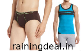 Euro Men's Undergarments upto 40% Off from Rs 69 deal by rainingdeal.in