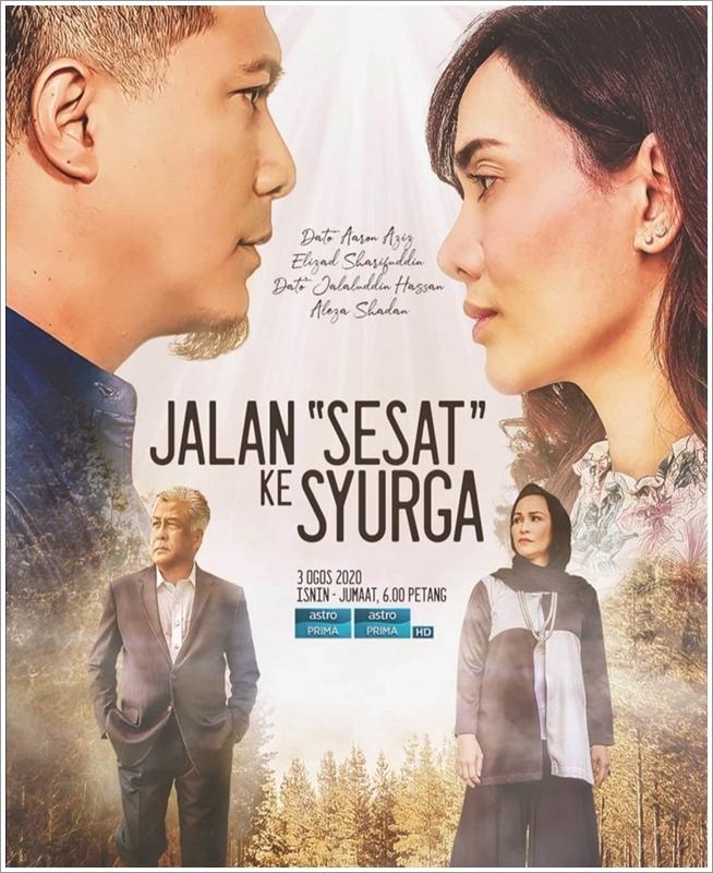 Drama | Jalan Sesat Ke Syurga (2020)