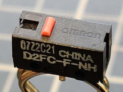 OMRON D2FC-F-NH