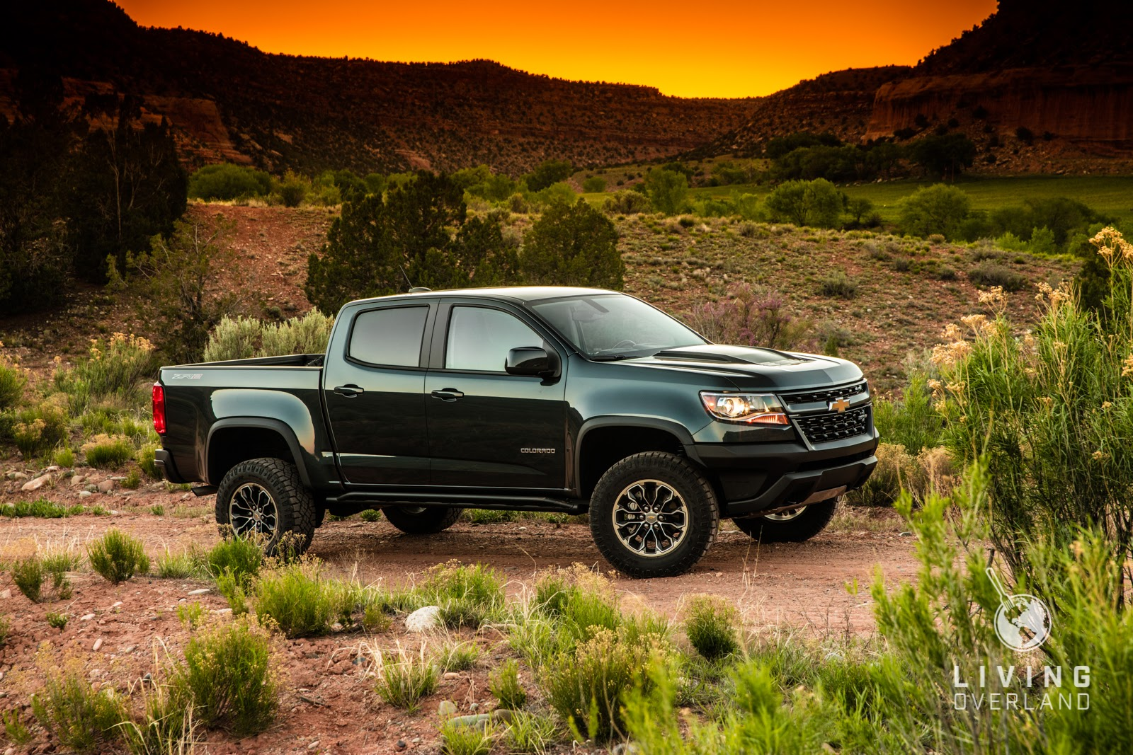 2017 Chevy Colorado Zr2 >> 2017 Chevrolet Colorado ZR2 | Test Drive