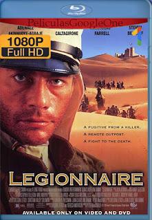 Soldado De Fortuna [1998] [1080p BRrip] [Latino-Ingles] [HazroaH]