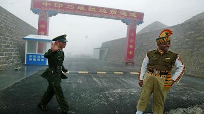 الجيش الصيني تكبد خسائر في اشتباك حدودي مع الهند
