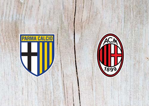 Parma vs AC Milan Full Match & Highlights 20 April 2019