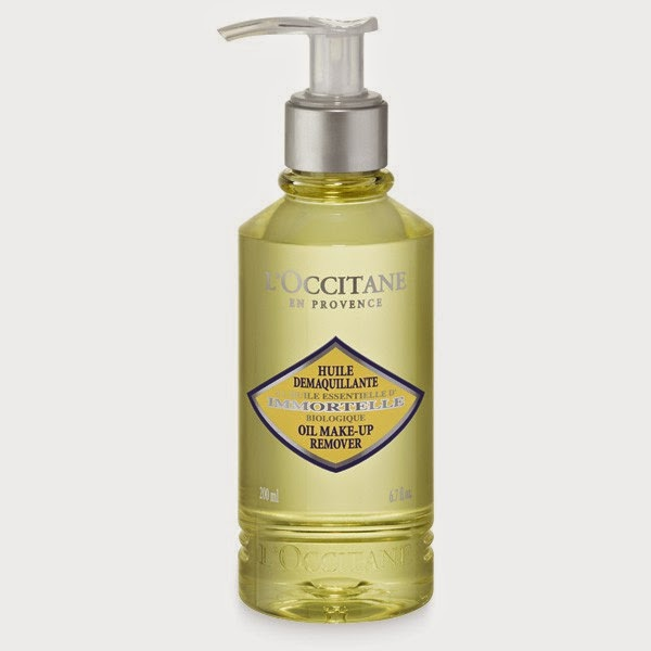 L'Occitane en Provence's Immortelle Oil Makeup Remover.jpeg