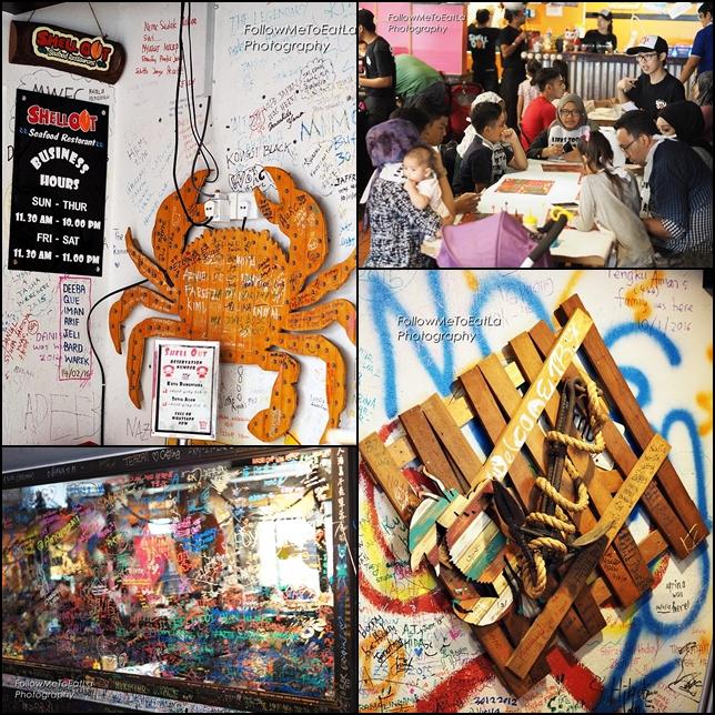 Follow Me To Eat La - Malaysian Food Blog: SHELLOUT Seafood