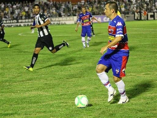 SÉRIE C  Treze e Fortaleza empatam e Leão jogará sábado contra ... 80176b1062d77