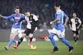 تقرير مباراة يوفنتوس أمام نابولي في الدوري الإيطالي والقنوات الناقلة