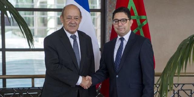 لماذا ينتقل جان إيف لودريان إلى المغرب
