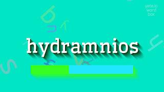 HYDRAMNIOS .pdf