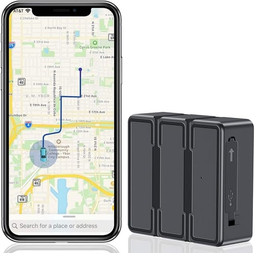 ESYWEN Real-Time GPS Tracking Device for Cars
