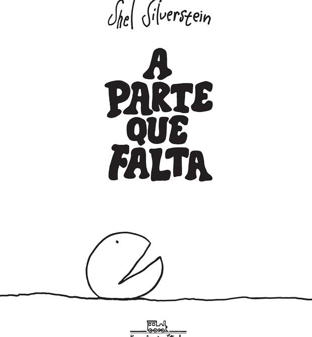 """ATIVIDADE PARA IMPRIMIR - """"LIVRO: A PARTE QUE FALTA"""""""