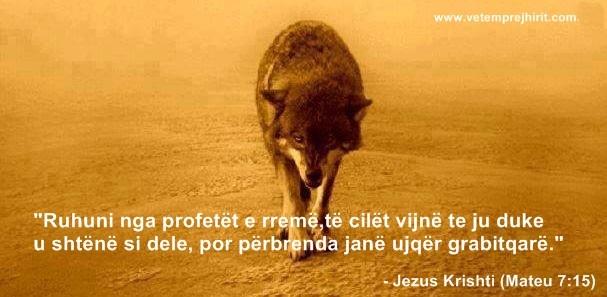 profetet dhe mesuesit e rreme,, vargje nga bibla, vargje biblike,