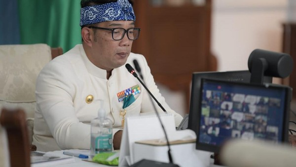 Ridwan Kamil Ngaku Lebih Realistis 2 Periode di Jabar Dibanding Nyapres