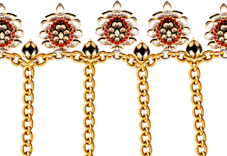 Textile-jwellery-motif