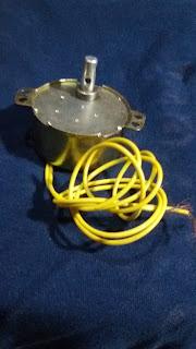 Motor rotary kipas angin