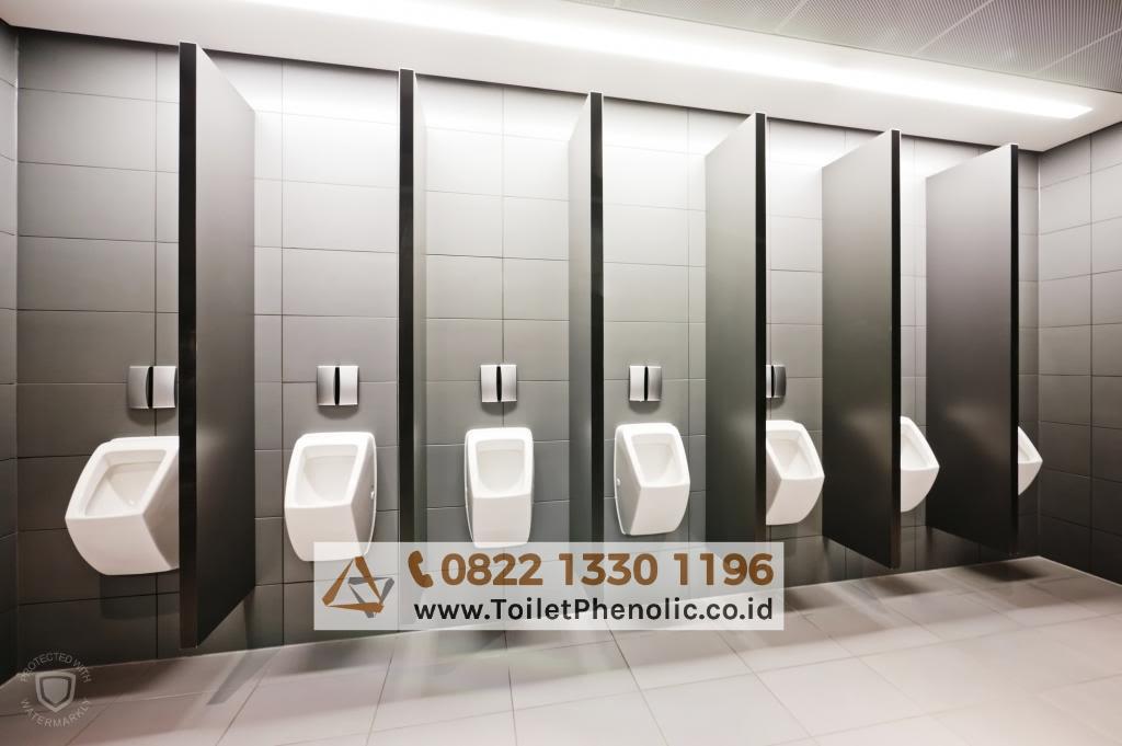 Toilet Cubicle Denpasar (Partisi Kamar Mandi Phenolic) Murah