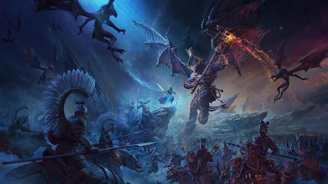 Total War: Warhammer III Türkçe Geliyor