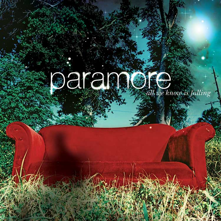 Paramore - All We Know is Falling (2005)