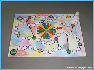 DIY game b4 wesens-art.blogspot.com