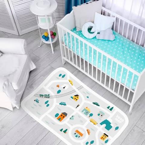 Decora tu casa con alfombras de vinilo