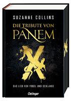 Cover: Die Tribute von Panem X. Das Lied von Vogel und Schlange
