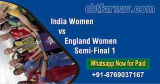 Who will win Today Semi-Final 1 match IN-W vs EN-W Womens WC 2020