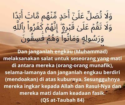 kesalahan nabi muhammad
