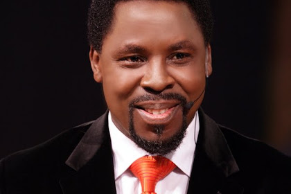 Pastor T.B Joshua Reportedly Dies At 57